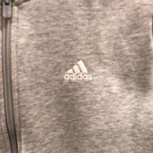 adidas Jackets & Coats - Adidas zip up with hood